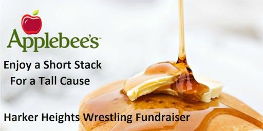 Harker Heights HS Wrestling Pancake Fundraiser