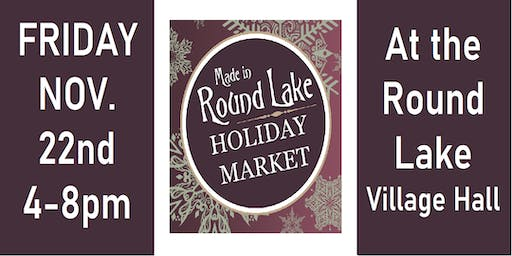 Made in Round Lake Holiday Market