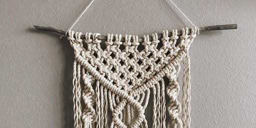 Macrame Class with Designs By Mad