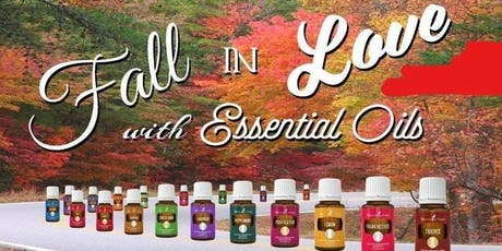 Essential Oils 101 - The Basics tickets