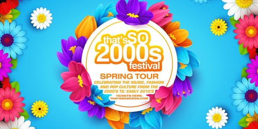 So 2000s Festival Spring Tour Melbourne