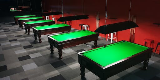 Q's Pool & Snooker Youth Pool Competition. (12yrs- 16yrs)