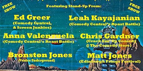 The Killing Joke Comedy Show at Alternate Universe tickets