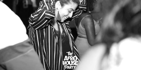 The Afrohouse Party tickets