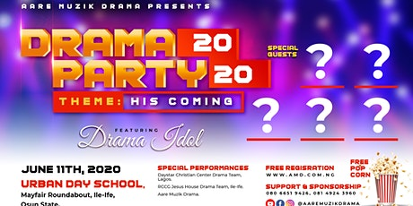 Drama Party2020 tickets