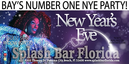 Splash Bar New Year's Eve