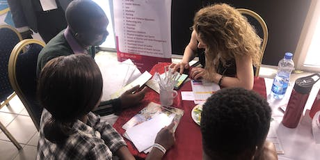 International students recruitment Fair Lagos January 2020 tickets