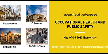 Occupational health and public safety conference biglietti