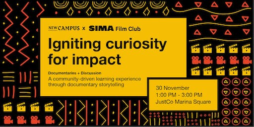 NewCampus SIMA Film Club - Igniting Curiosity for Impact