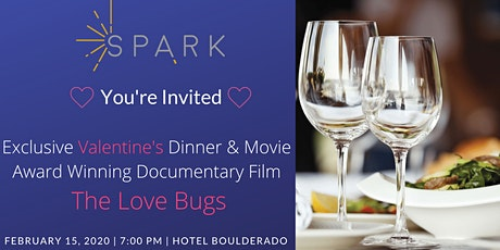 Valentine's Dinner and a Movie - Exclusive Fundraiser tickets