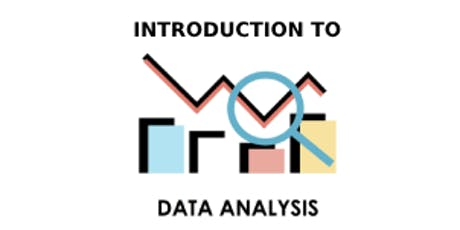Introduction To Data Analysis 3 Days Virtual Live Training in Melbourne tickets
