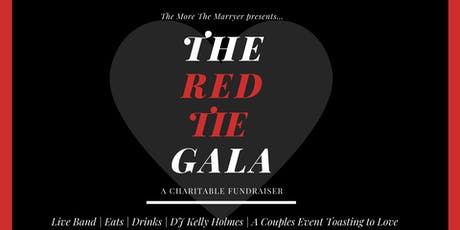 The Red Tie Gala tickets