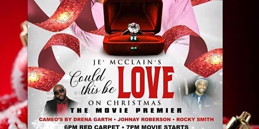 Could this be love....On Christmas? Movie Premiere