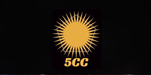 5CC Wrestling: War of the Winter