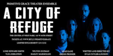 A City of Refuge tickets