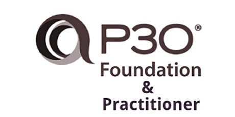 P3O Foundation & Practitioner 3 Days Virtual Live Training in Melbourne tickets