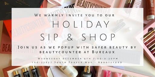 Beautycounter Holiday Sip & Shop @ Bureaux