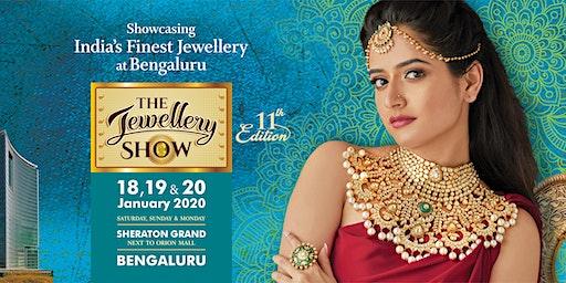 The Jewellery Show, Bengaluru - 2020