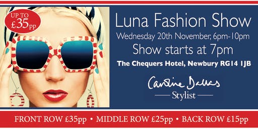 Luna Boutiques by Caroline Dallas Fashion Show