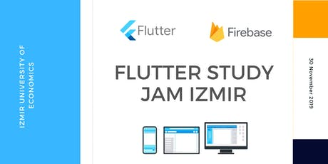 Flutter Study Jam Izmir tickets