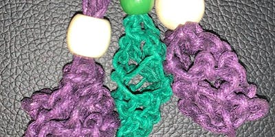 Well being workshop - make your own macrame necklace