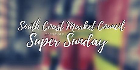 South Coast Market Council - Super Sunday tickets