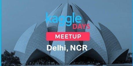 Kaggle Days Meetup Delhi NCR #5 @ Innovaccer tickets