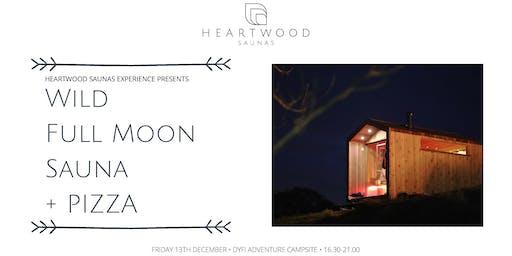 Heartwood Saunas presents Wild Full Moon Sauna + Pizza