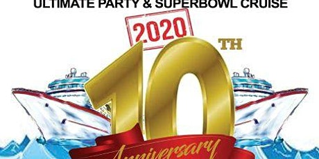 2020 W-HOTS ULTIMATE PARTY AND SUPER BOWL AT SEA CRUISE tickets