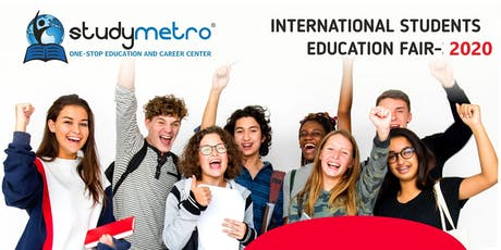 International Students Education Fair - April 2020 - Kathmandu ,Nepal tickets