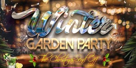 PLAYROOM PRESENTS: WINTER GARDEN PARTY tickets