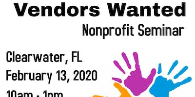 Vendors Wanted Clearwater, FL