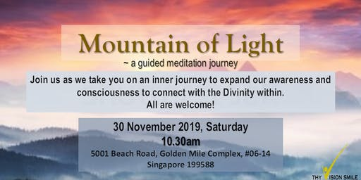 Mountain of Light - A Guided Meditation Journey
