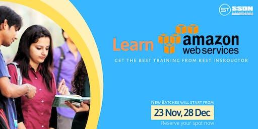 Best AWS Training Institute in Noida (Paid Training)