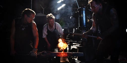 Intro I: Contemporary Blacksmithing with Pete Mattila January 2020