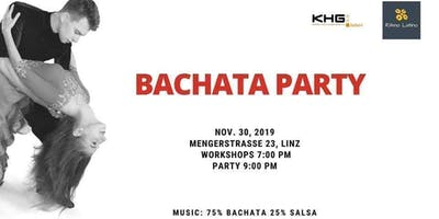 The first Bachata Party in Linz