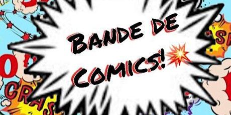 Bande de Comics ! billets