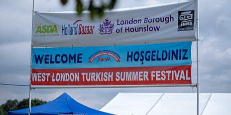 West London Turkish Festival 2020 - wltf2020 (5th year) tickets