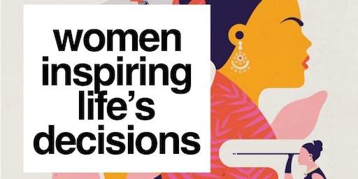"GET WILD ""Women Inspiring Life's Decisions"""