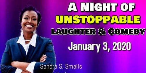 A Night of Unstoppable Laughter & Comedy pt. 2