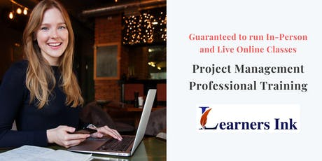 Project Management Professional Certification Training (PMP® Bootcamp) in Katherine tickets