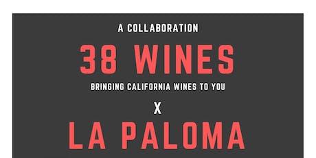 California Wine Tasting tickets