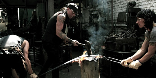 Intro I: Contemporary Blacksmithing with Pete Mattila April 2020