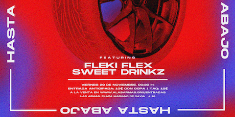 The Dollar Club: Sweet Drinkz & Fleki Flex entradas