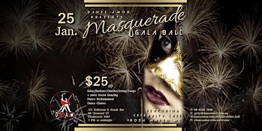 Masquerade Gala Dance Ball