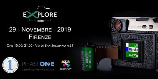 Open Day con Photoshop, Fujifilm e Capture One