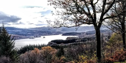 Developing Sustainable Tourism on and around Loch Awe - South - 4.12.19