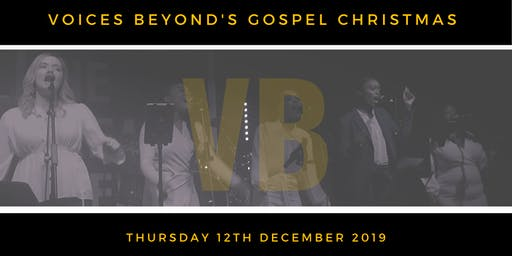 Voices Beyond's Gospel Christmas