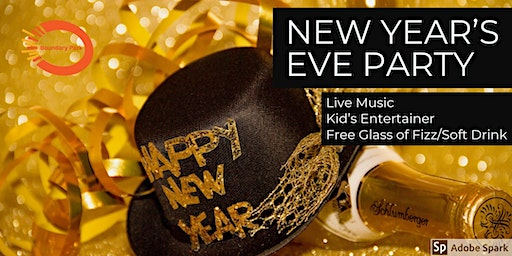 Boundary Park - New Year's Eve Party