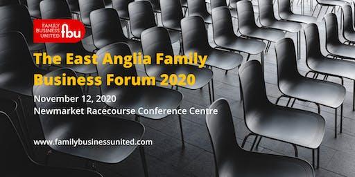 East Anglia Family Business Forum 2020